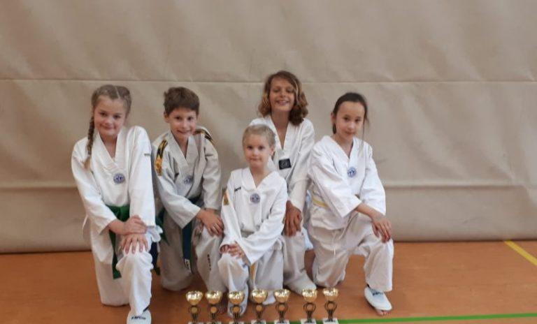 Taekwondo Kinder Tuner