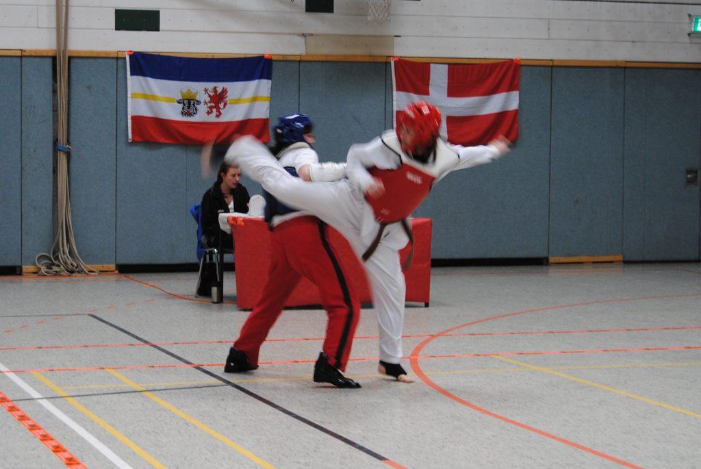 Taekwondo Wettkampf